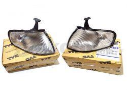 Lampu Sein Depan Mazda Familia Set (Kiri/Kanan)